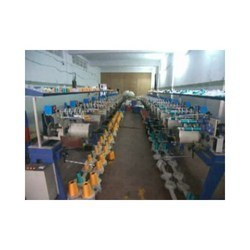 Embroidery Thread Winding Machine