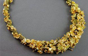Gold Beads & Jewellery