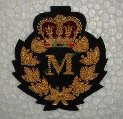 """Initial Crest """"M"""""""