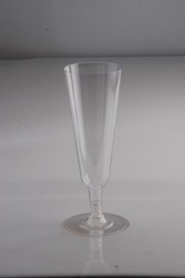 100ML Flute PS Glass