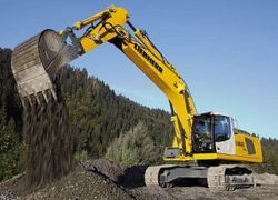 Liebherr  Excavator Repair Services