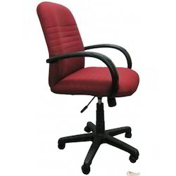 revolving computer chair click to zoom