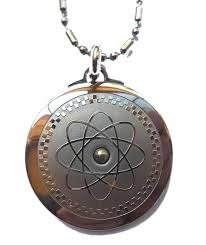 Bio magnetic pendant gold am pendant manufacturer from new delhi bio aura pendant aloadofball Image collections