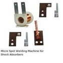Micro Spot Welding Machine for Shock Absorbers