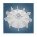 Plastic Cooling Fan For Electric Motors