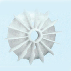 Plastic Fan Suitable For 100 Frame Size