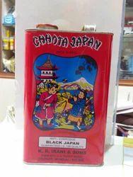 Black Japan Solution