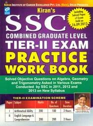 SSC CGL Tier II Practice Work Book