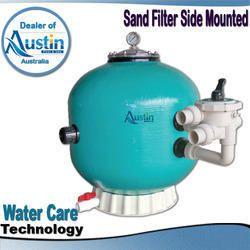Sand Filter Side Mounted
