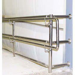 Stainless Steel Ramp Railing