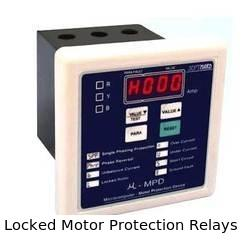 Locked Motor Protection Relays