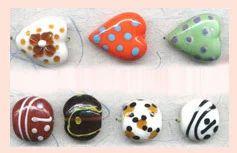 Decorative Glass Beads
