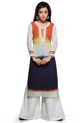 Party Wear Casual Designer Long Kurti