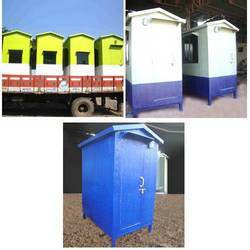 Eco Portable Security Cabin
