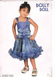 Doll Girls Frocks