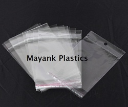 Polybag With Sealing Tape
