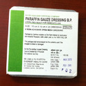 Sterile Paraffin Gauze
