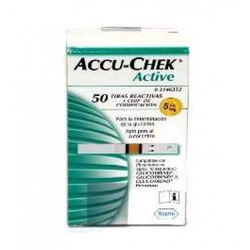 Accuchek Active 50's Strips