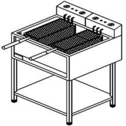 Twin Basket Deep Fat Fryer