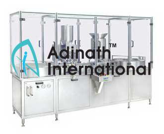 Automatic Vial Liquid Filling Machine
