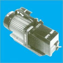 monoblock high speed vacuum pump