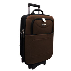 Brown Luggage Bag