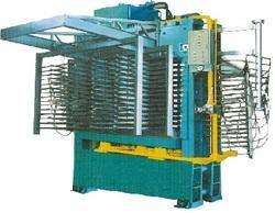 640 Tonne Hydraulic Hot Press