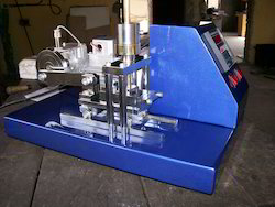 Abrasion Tester Flat for Fabric