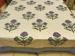 Printed Bed Cover