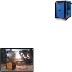 Electric Compressors for fabrication workshops