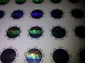 Custom Holographic Labels