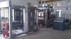 Fully Automated Color Paver Block Machine
