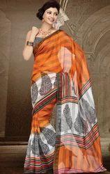 Color+Art+Silk+Print+Saree+with+Blouse