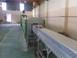 Continuous Heat Treatment Plant