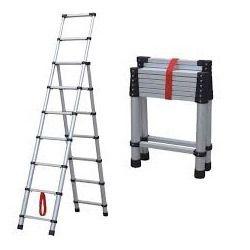 Telescopic Double Ladder