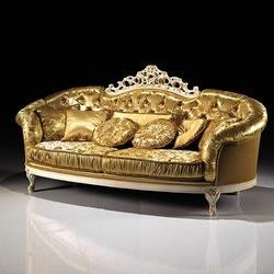 Fabric Comfortable Sofa
