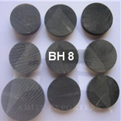 BH 8 Buffalo Horn Button Blanks
