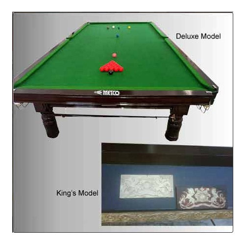 Snooker Table Deluxe 10ftx5ft