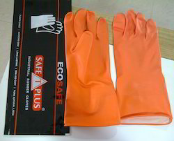 Eco Safe Rubber Gloves
