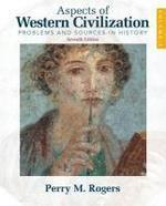 Aspects Of Western Civilization Volume 1