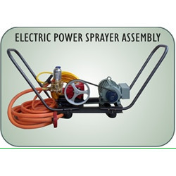 Electric Power Sprayer Assembly