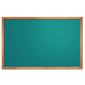 Green Glass Chalk Board