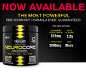 Muscle Tech Neurocore Pre Workout