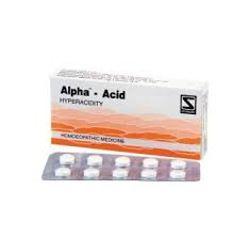 Alpha Acid Tablets