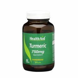 Turmeric 750 Mg 60 Tablets