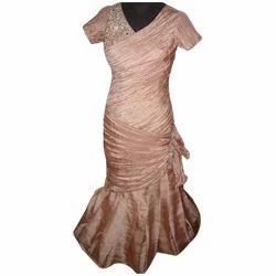Golden+Long+Dress