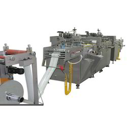 Roll Screen Printing Machine