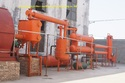 Scrap Tyre &amp; Plastic Pyrolysis Plant