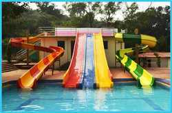 FRP Slide Water Park