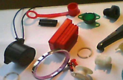 bobbin wound coils